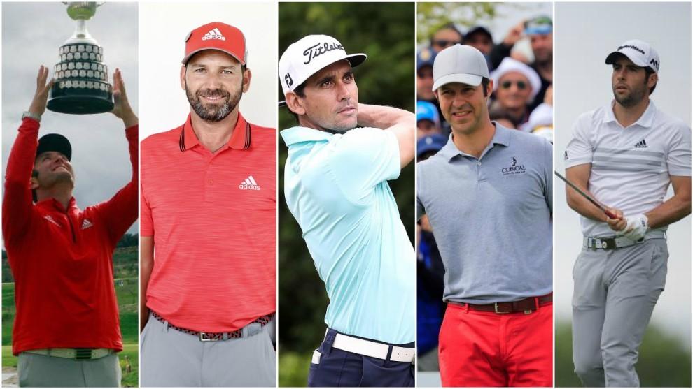 mejor jugador de golf argentino