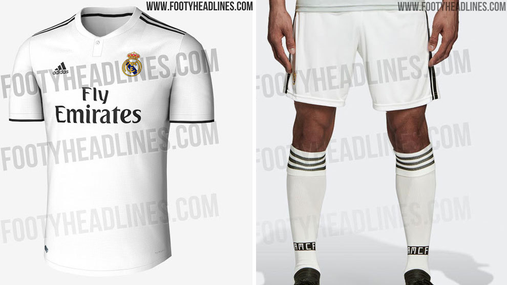 8197ce184d3bb Real Madrid  ¿La nueva camiseta del Real Madrid para la temporada ...