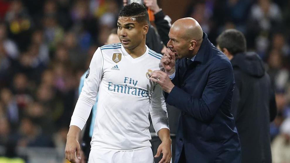Real Madrid vs Bayern: Is Zidane right to bench Casemiro? | MARCA ...