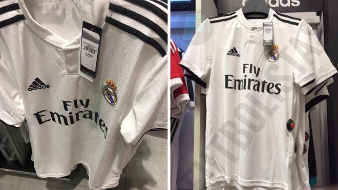 a3f83baa43ef7 Liga Española  ¿La nueva playera del Real Madrid para la temporada ...