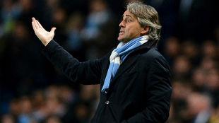 Mancini, actual entrenador del Zenit