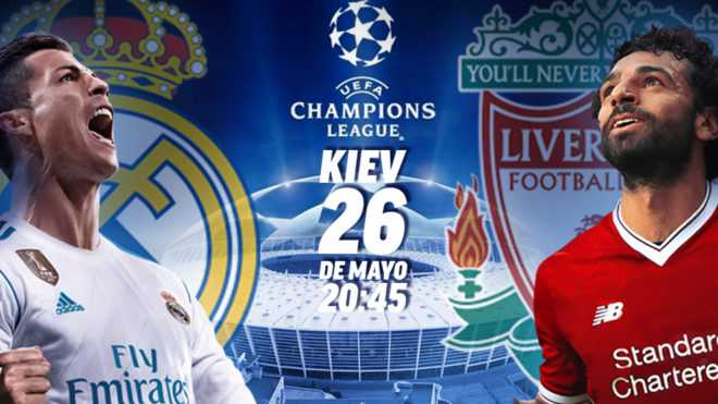 7cebe58dd Real Madrid  Real Madrid will play Liverpool in the Champions League ...