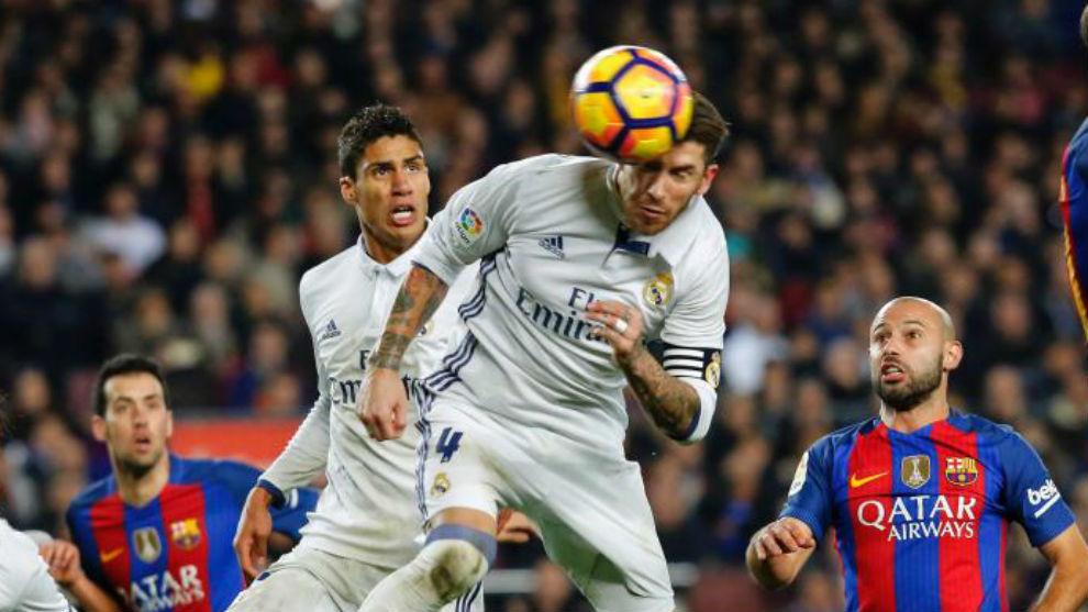 Videos: Barcelona y Real Madrid no se sacaron ventajas en un partidazo