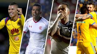 América, Toluca, Monterrey y Tigres parten como favoritos.