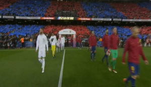 Just what Zidane ordered: No guard of honour for Barcelona