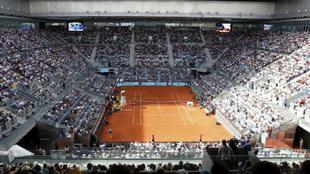 Panorámica del Estadio Manolo Santana
