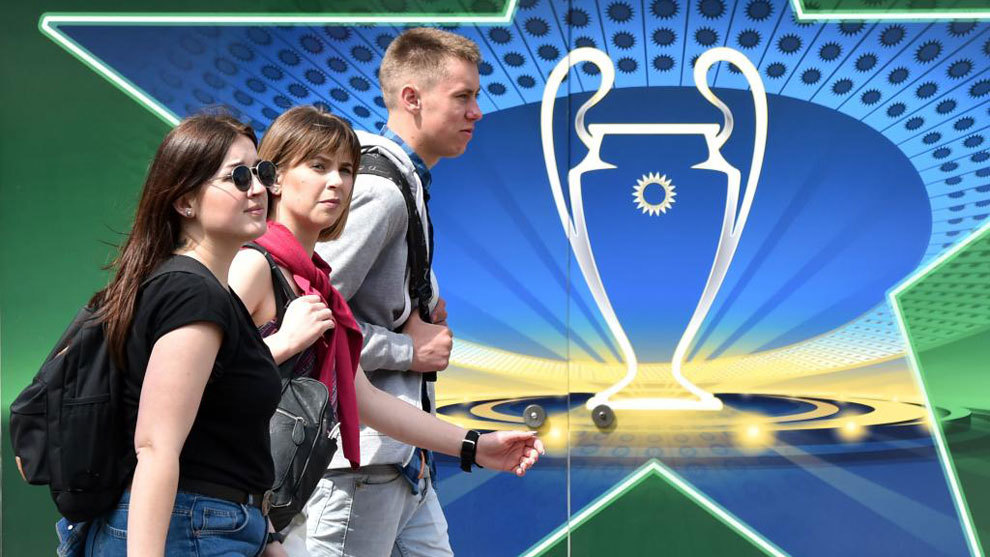 Image result for Real Madrid vs Liverpool Champions League Final