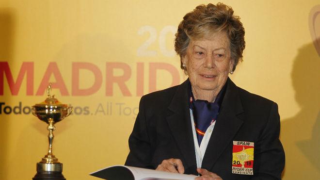 Emma Villacieros, en 2010.