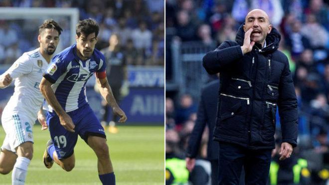 El Alavés renueva a Abelardo y al capitán Manu García