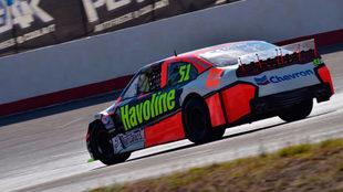 El #51 del equipo Havoline Racing Team de Cosío.