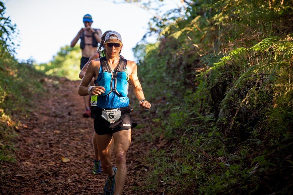 Tom Evans, durante la Coastal Challenge de Costa Rica.