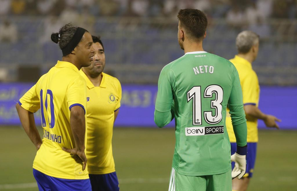 Camiseta Valencia CF Neto