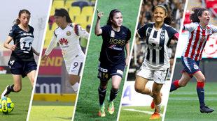 El once ideal del Clausura 2018.