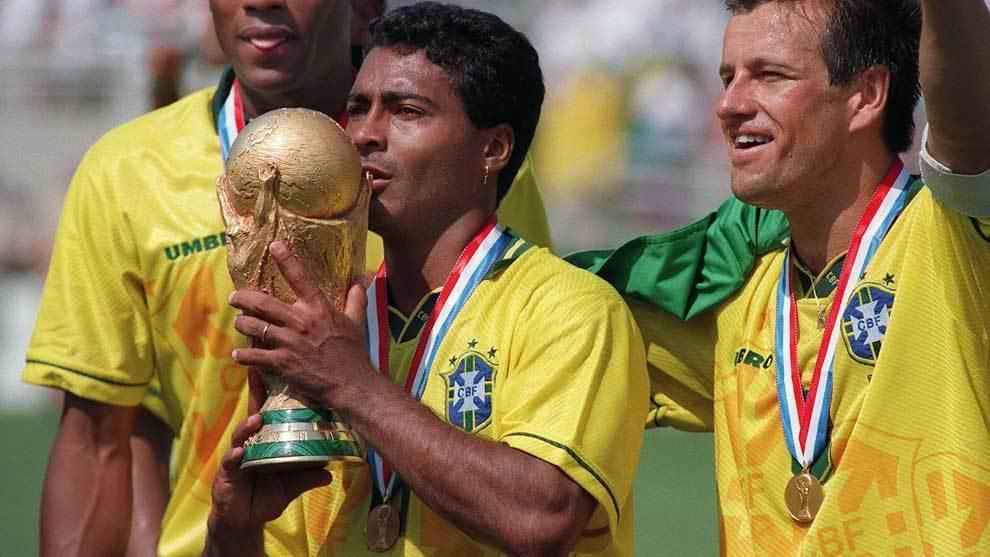 Resultado de imagen para romario mundial 1994