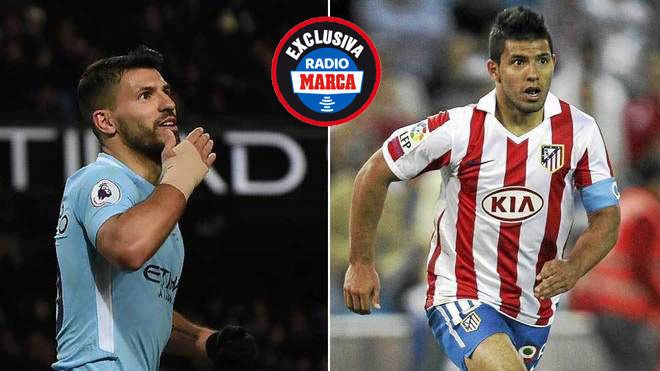 newest 2c935 a39ba Transfer Market: Atletico Madrid make contact with Aguero ...
