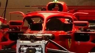 Así son los nuevos espejos colgantes de Ferrari, con un aparatoso...