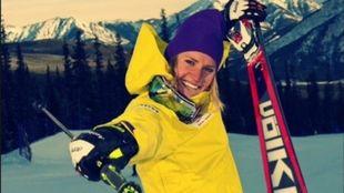Georgia Simmerling ha competido en dos Juegos de Invierno, en esquí...