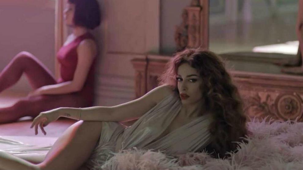 Eleni Foureira, representante de Chipre con 'Fuego' en Eurovision 2018