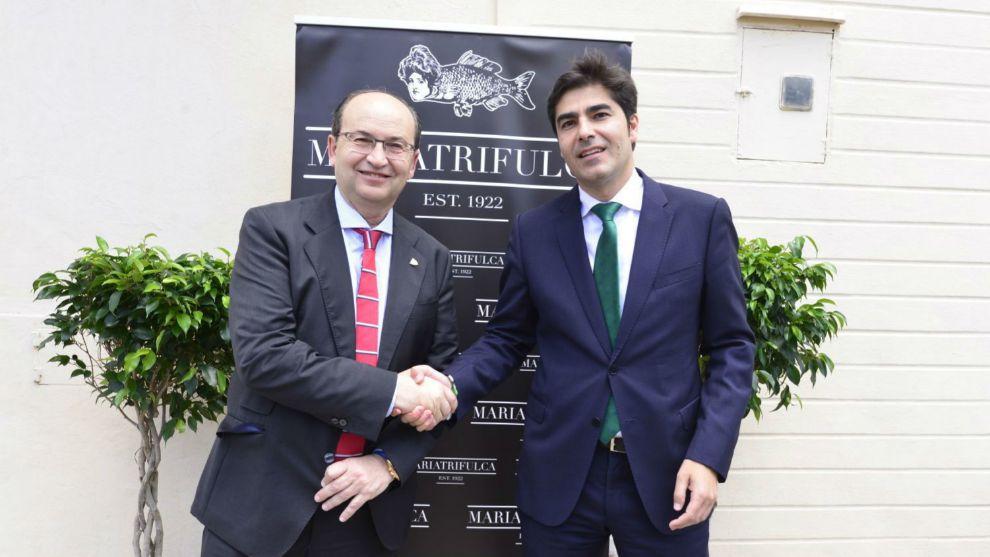 José Castro y Ángel Haro