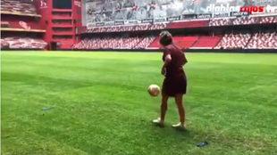 #AcceptTheChallenge, el primer reto de fútbol impulsado por mujeres