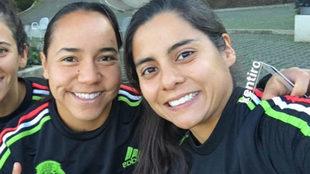 Las mexicanas van a la conquista de un título de liga y otra de goleo