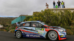 Segunda victoria para el asturiano con Hyundai