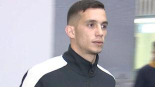 Iván Marcone llega a México para fichar con Cruz Azul.