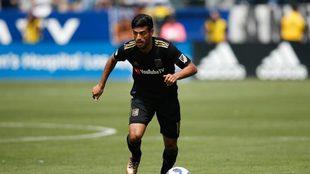 Carlos Vela sigue encendido en la MLS.