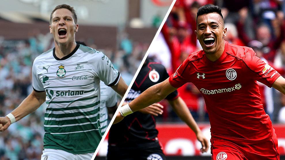Furch y Uribe buscan colaborar con más goles para su causa