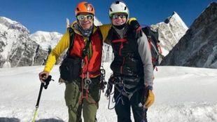 A Willie BenegaS y Matt Moniz podrían prohibirles el alpinismo en el...