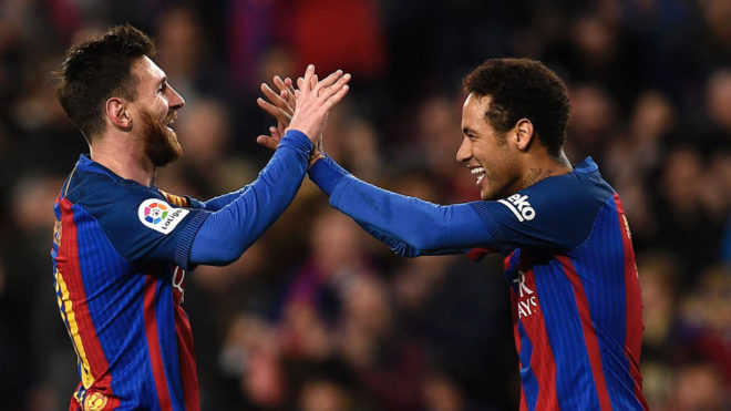 Image result for messi neymar