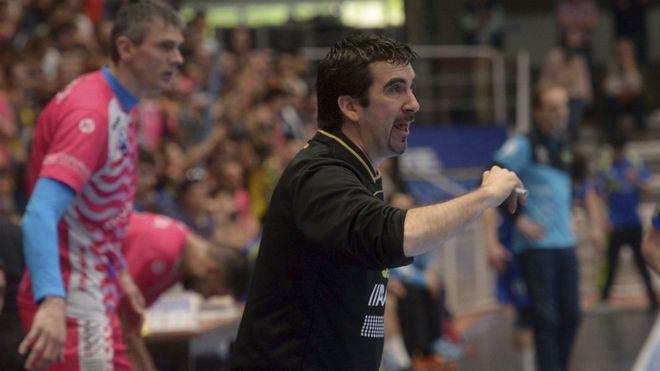 El técnico catalán Magí Serra