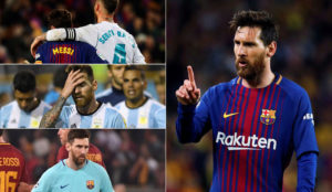 Messi's 15 pearls of wisdom: Roma, another Champions League final for Real, leaving Barca...
