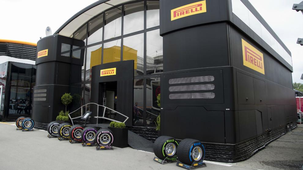Pirelli. GP de España