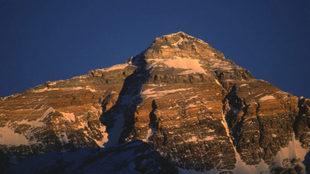 El Everest.