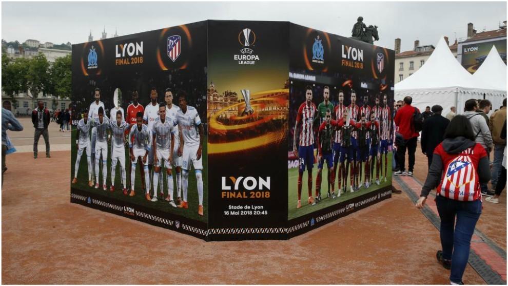 Un panel en Lyon con los dos equipos que jugarán la final de la...