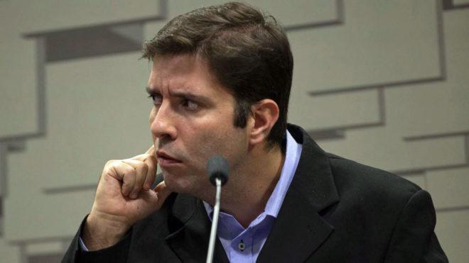 Fernando de Carvalho Lopes, durante su comparecencia.
