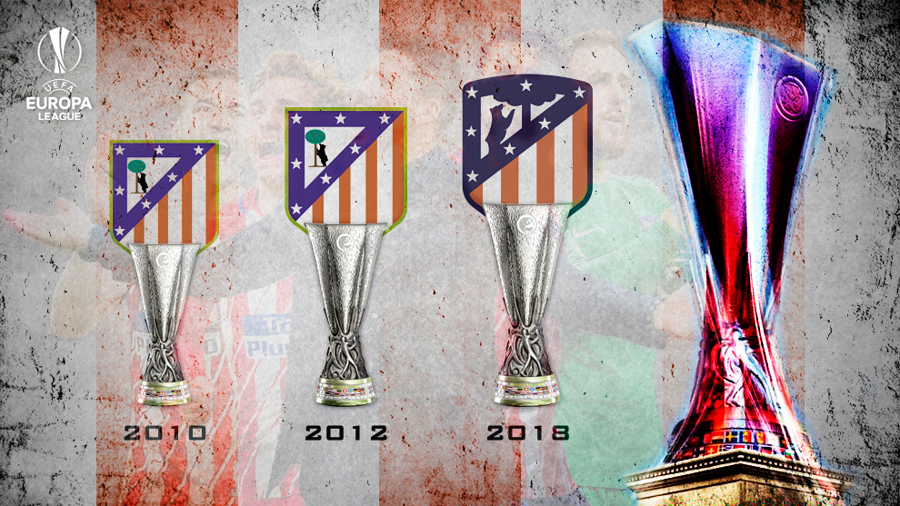 Europa League: El Atlético ya tiene su triplete | Marca.com