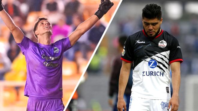 Cafetaleros y Lobos, los contrastes del año futbolístico.