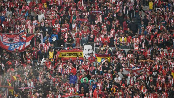 Resultado de imagen para atletico de madrid racista europa league