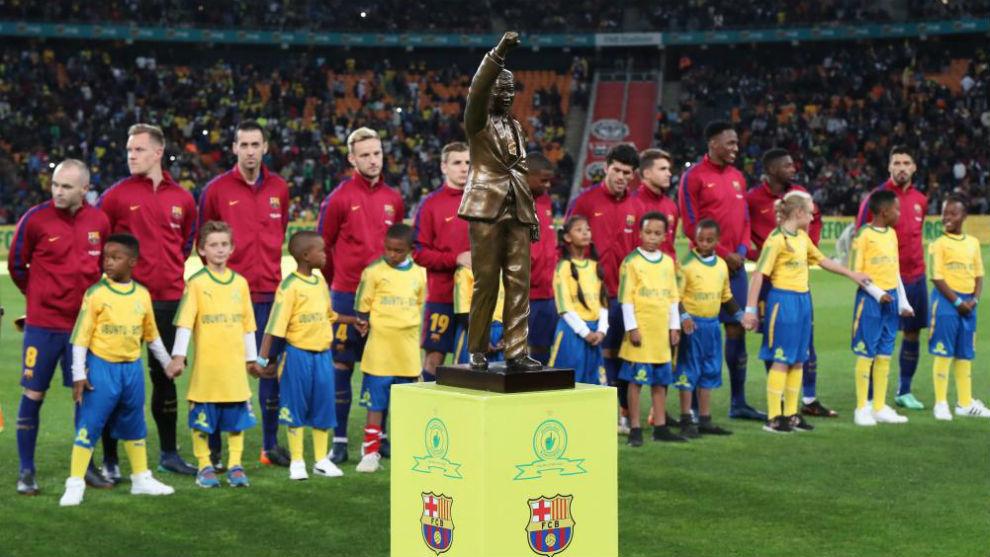 low priced 10fd5 2306a Barcelona: Barcelona squad bag €1.5 million appearance fee ...
