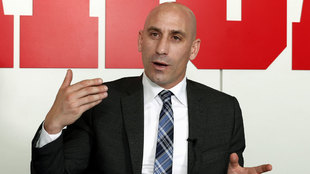 Luis Rubiales: Change is unstoppable