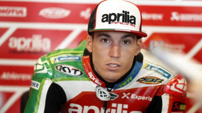 Aleix Espargaró.