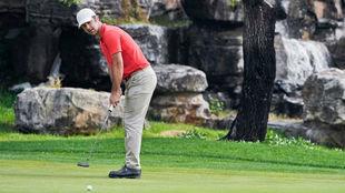 Jorge Campillo, durante el pasado China Open.