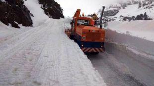 El COEX ultima la apertura de la Coma, la última carretera de Andorra...