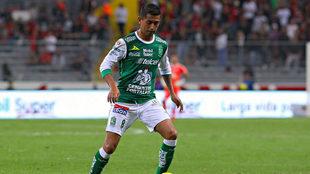 Hernández se siente a gusto con el León.