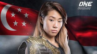 Gran esfuerzo de Lee en el combate para retener su título.