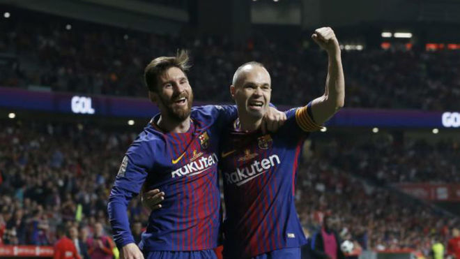 736fe178e LaLiga - Barcelona vs Real Sociedad  After 64 trophies