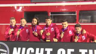 Los españoles, en el podio de la Copa de Europa de 10.000