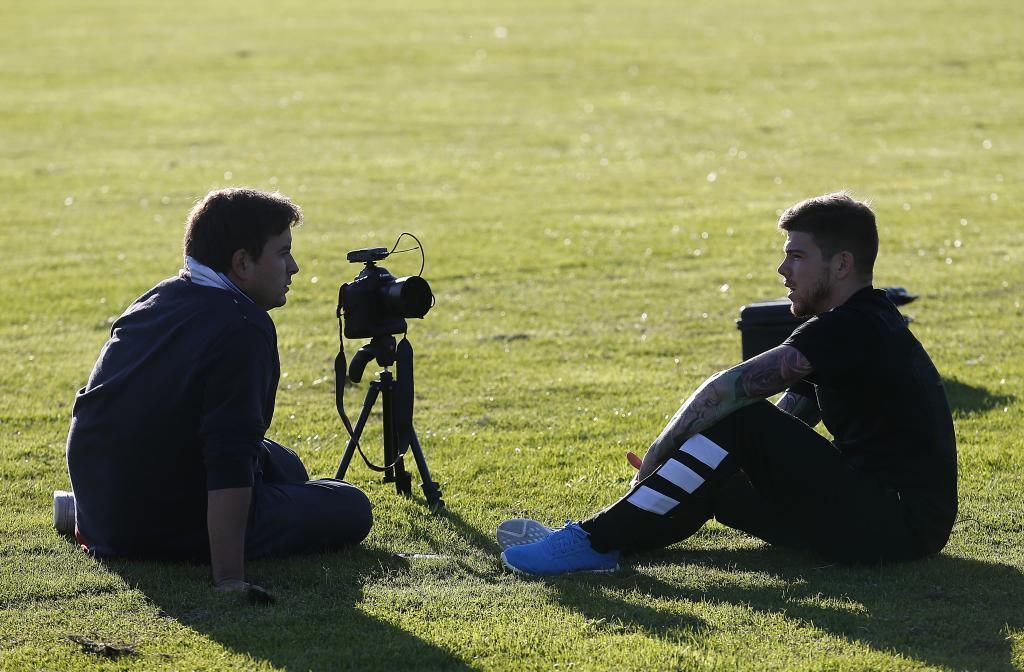 Champions League: Alberto Moreno: \